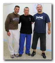 Instructor George Mallios & Vagelis Zorbas