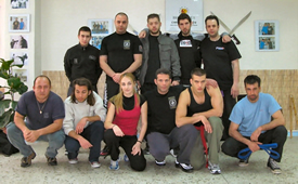 JKD Advanced Trapping Seminar Group Photo