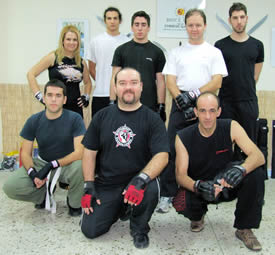 Kadena De Mano Seminar Group Photo