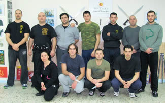 Kali Blade Concepts Seminar Group Photo