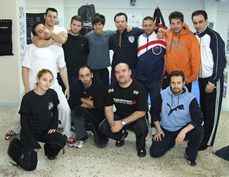 Dumog Seminar Group Photo