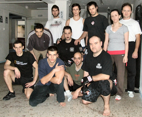 JKD Ground Fighting Seminar Group Photo