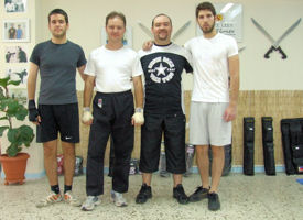 JKD Equipment Training Seminar Group Photo
