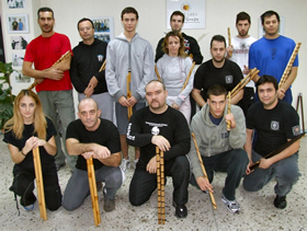 Inosanto/LaCoste Kali Group Photo