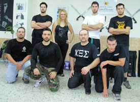 Footwork, Mobility & Body Mechanics Seminar Group Photo