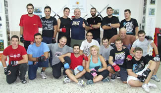 Kina Mutai Seminar Group Photo