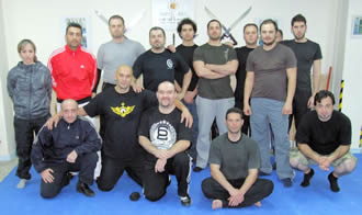 Systema RMA Seminars with Alex Kostic from Serbia.