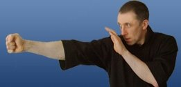 Sifu Tommy Carruthers