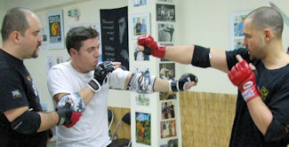 Instructor Vagelis Zorbas