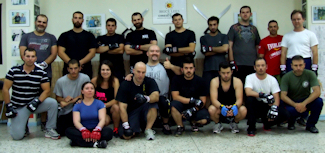 Street Fighting Seminar -1- Group Photo