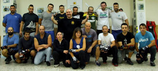 Street Fighting Seminar -3- Group Photo