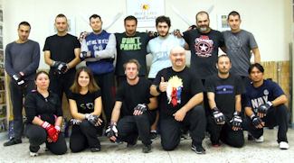 Street Fighting Seminar -4- Group Photo
