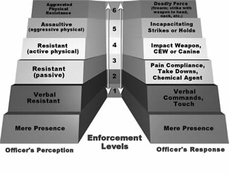 Enforcement Levels
