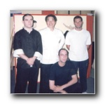 Sifu William Cheung & Vagelis Zorbas